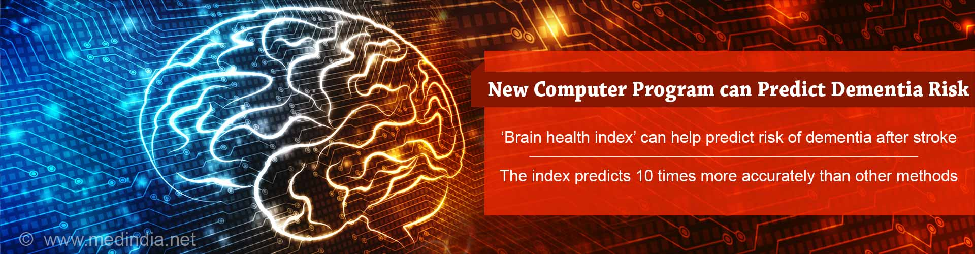 New 'Brain Health Index'' can Predict If You are at Risk of Dementia