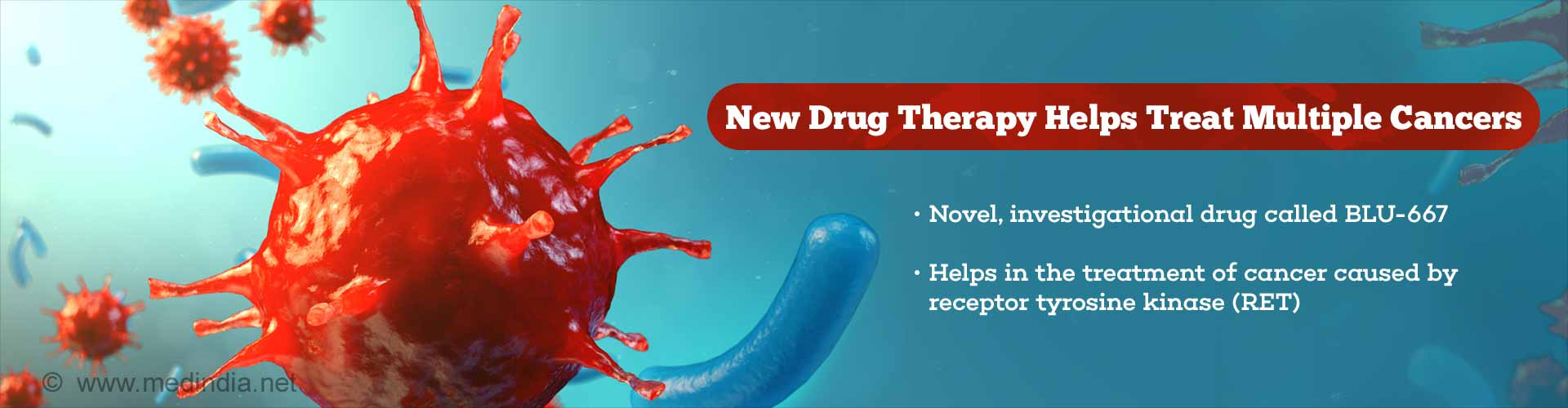 New Drug Therapy Shows Promise to Treat Multiple Cancers