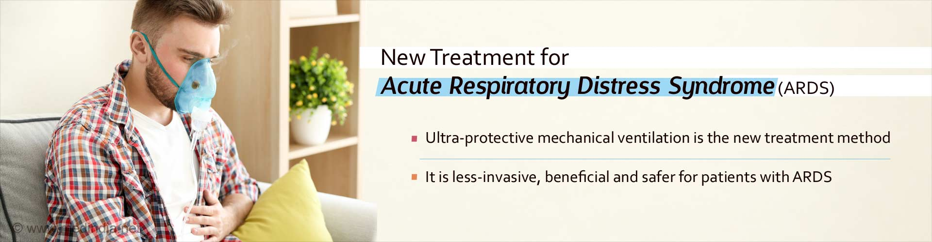 What is the Best Treatment for Acute Respiratory Distress Syndrome?