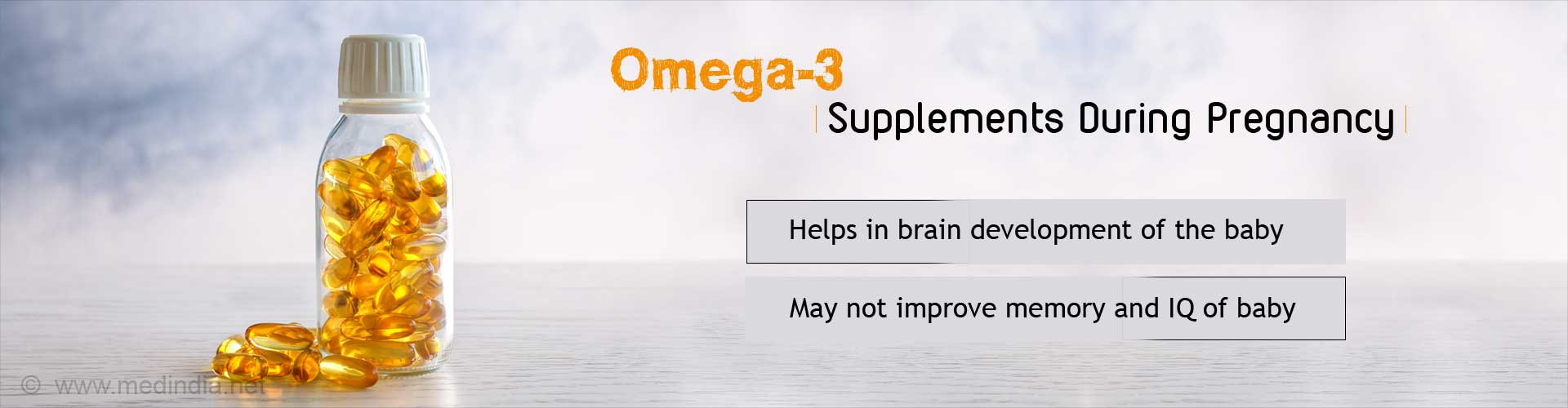 Beware Mothers-to-be! DHA Supplements May Not Do Your Fetus Any Good
