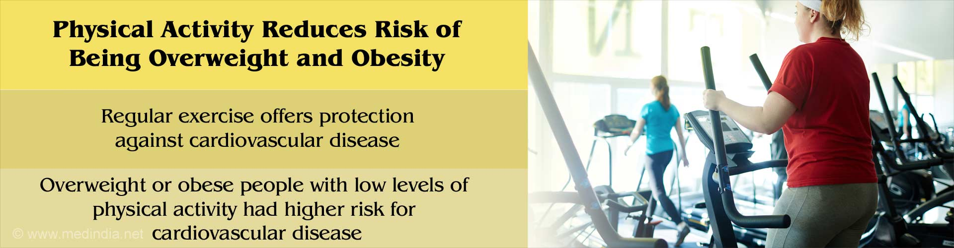 Physical Activity May Help Outweigh Impact of Obesity on Cardiovascular Disease