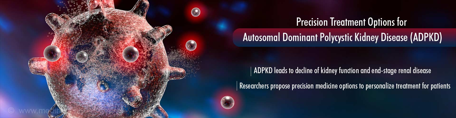 New Precision Medicine Treatment Options for Autosomal Dominant Polycystic Kidney Disease