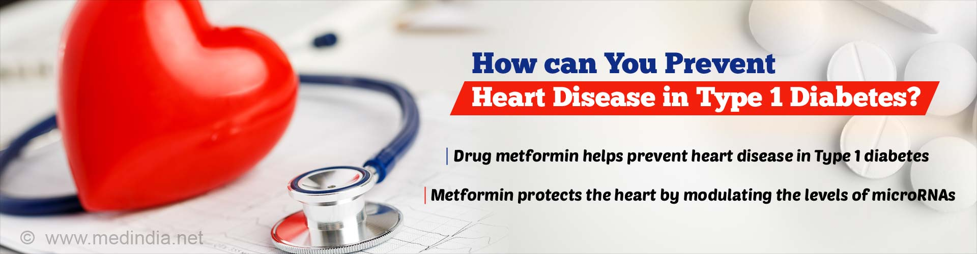 Metformin can Now Prevent Heart Disease in Type 1 Diabetes