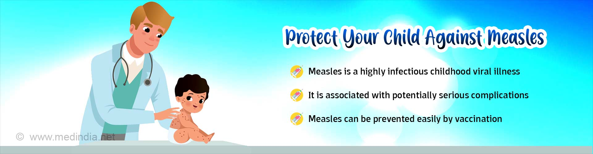 Vaccination: The Best Prevention Method for Measles