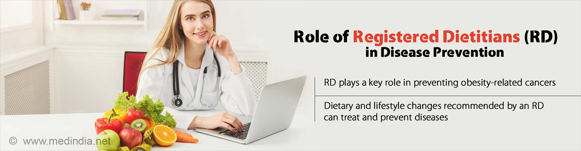 Registered Dietitians Play A Key Role in Preventing Obesity-related Cancers