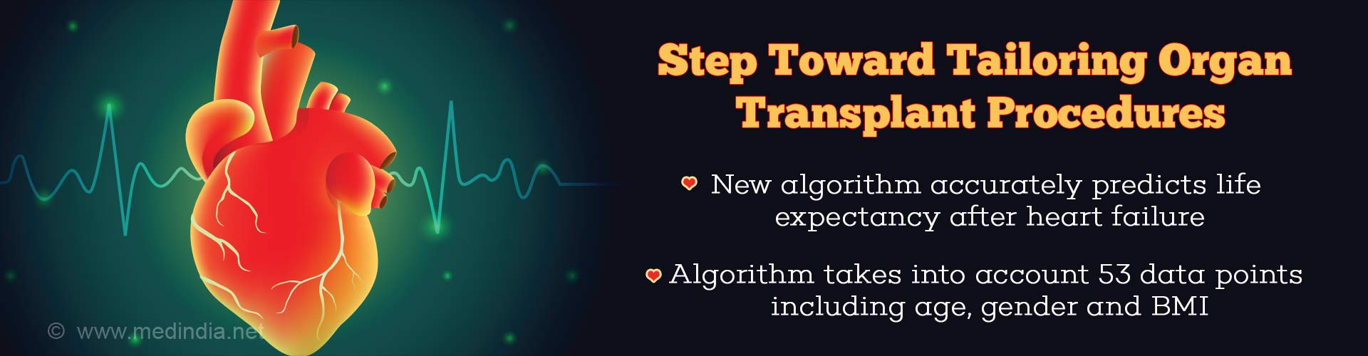 step towards tailoring organ transplant procedures