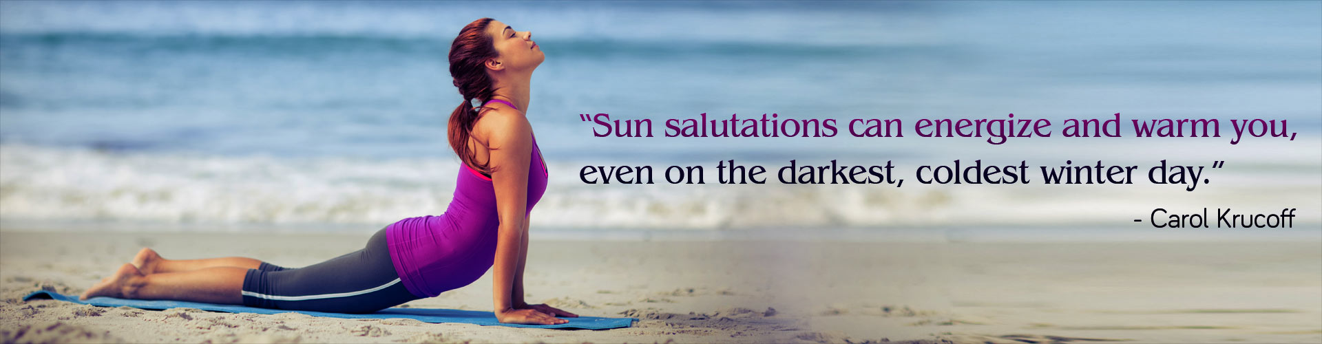 Surya Namaskar ⁄ Sun Salutation