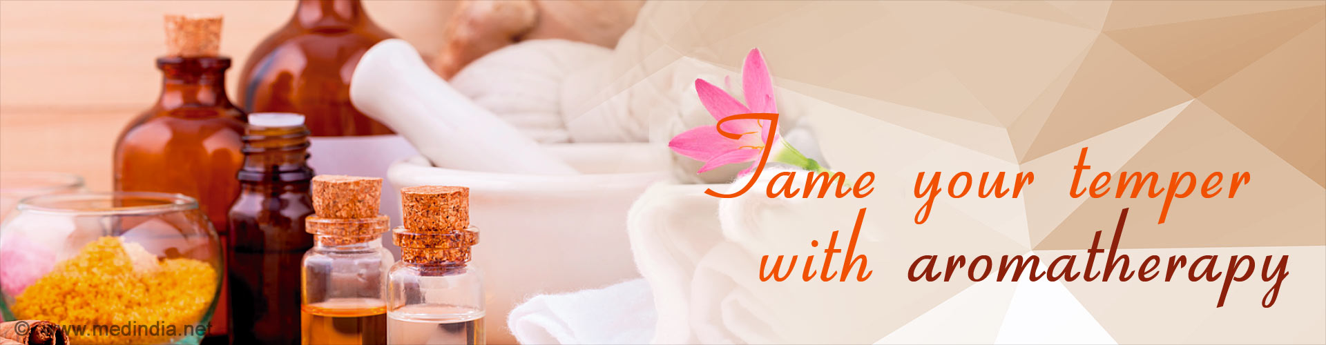 Aromatherapy Oils - Healing Mind and Body