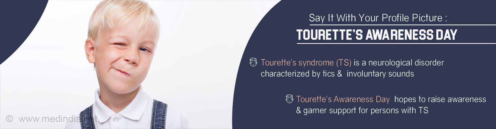 Tourette's Awareness Day 2017