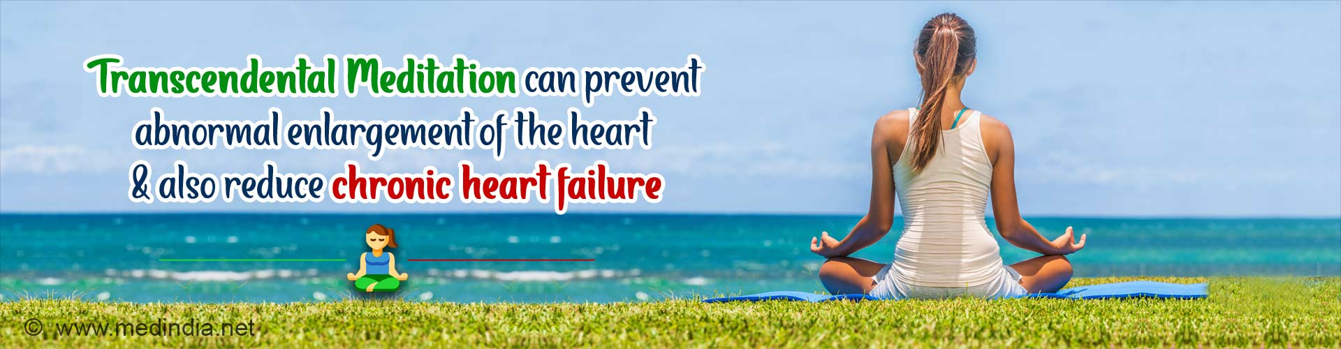 Transcendental Meditation can Prevent You From Chronic Heart Failure