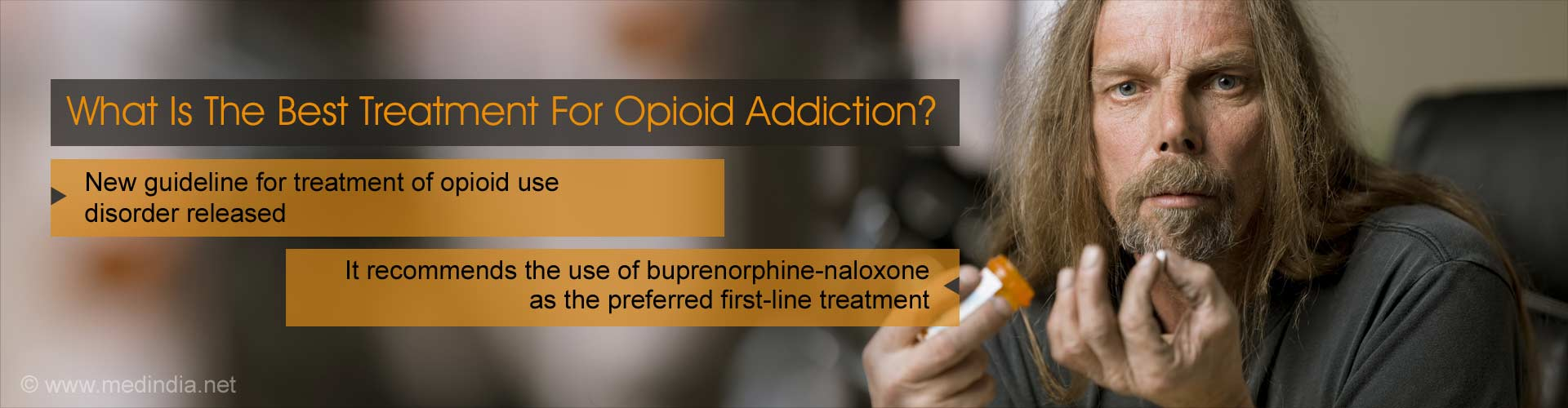What Is The Best Treatment For Opioid Addiction?