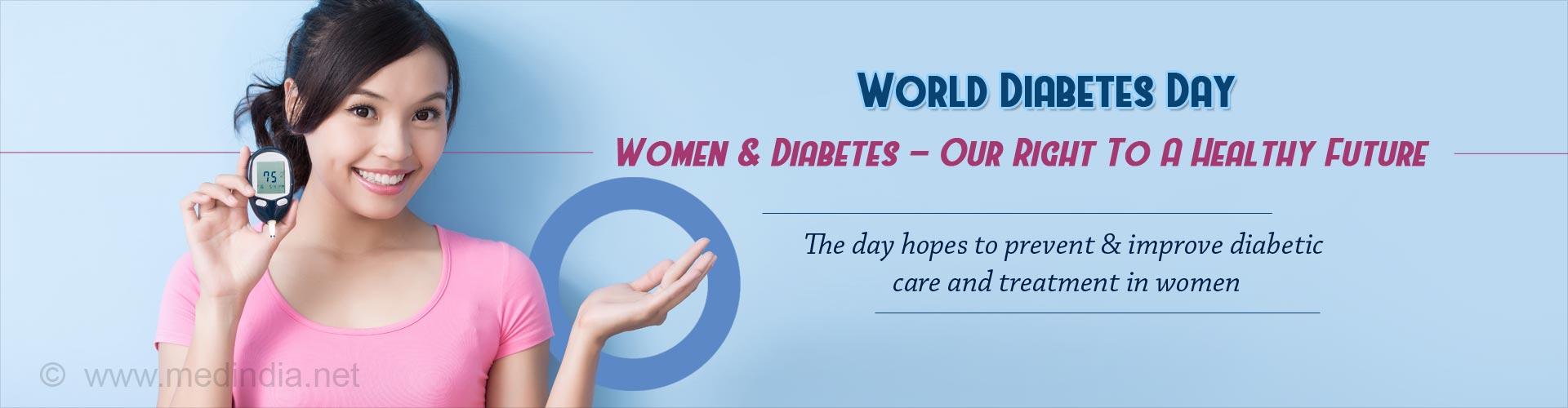 Women and Diabetes-