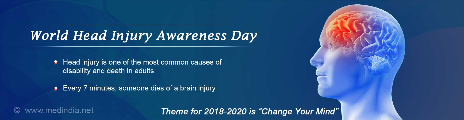 World Head Injury Awareness  Day