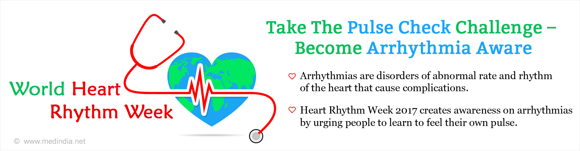 World Heart Rhythm Week- Identifying The Undiagnosed Person