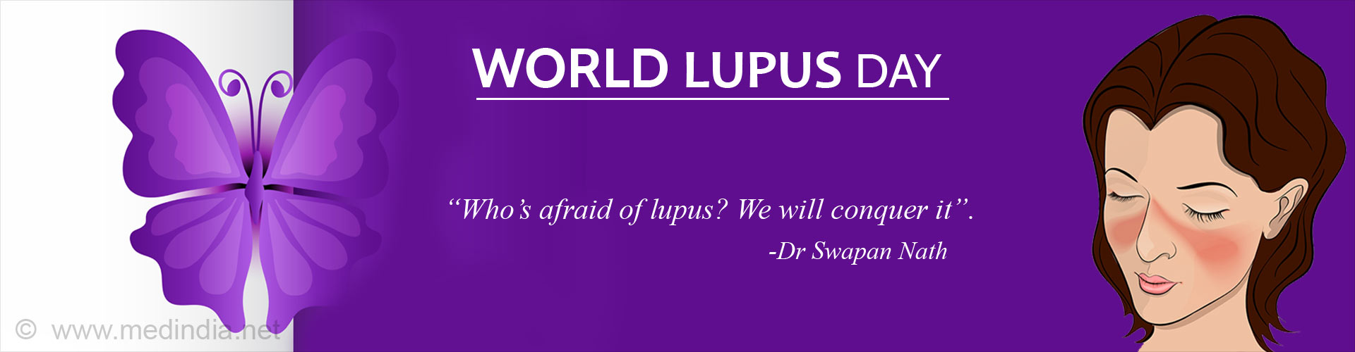 World Lupus Day 2017