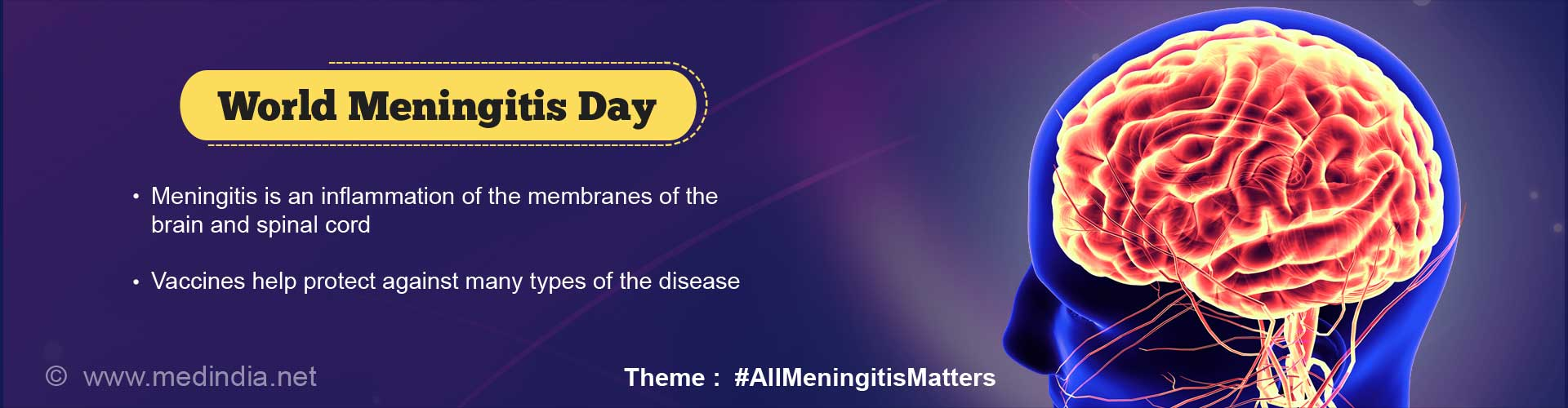 World Meningitis Day: All Meningitis Matters