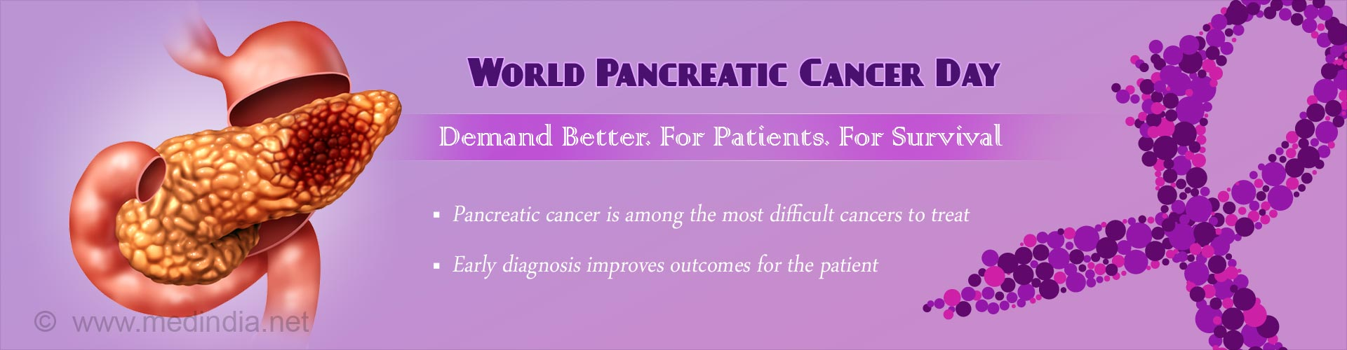 World Pancreatic Cancer Day 2017
