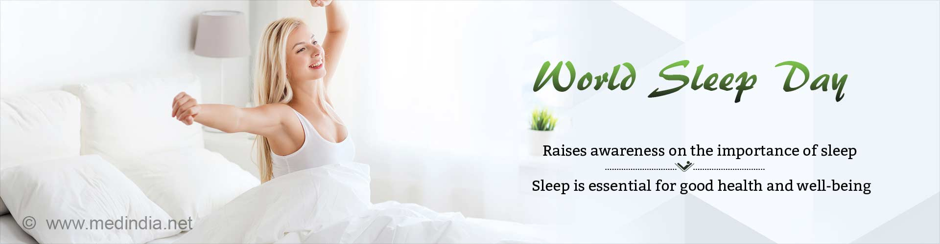 World Sleep Day: Join the Sleep World, Preserve Your Rhythms to Enjoy Life