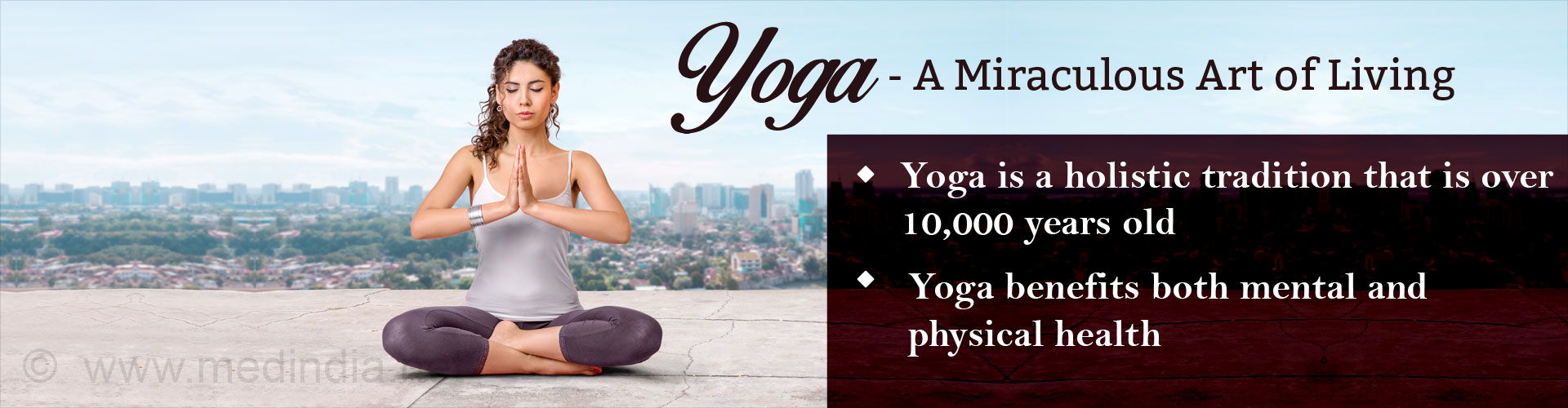 Yoga and Its Effects on Various Health Conditions