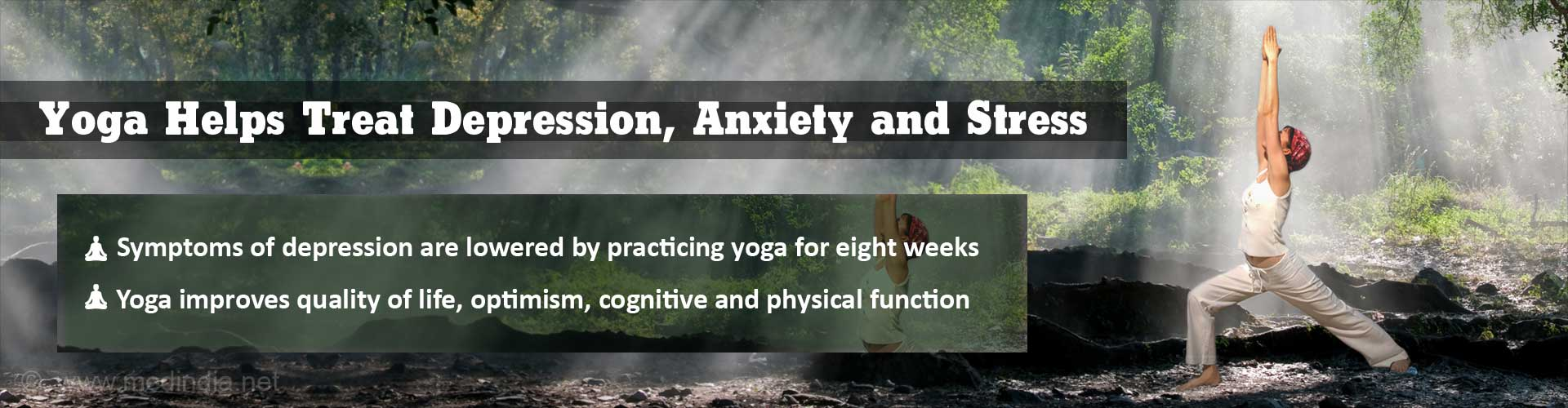 Can Yoga Help Lower Symptoms of Depression?