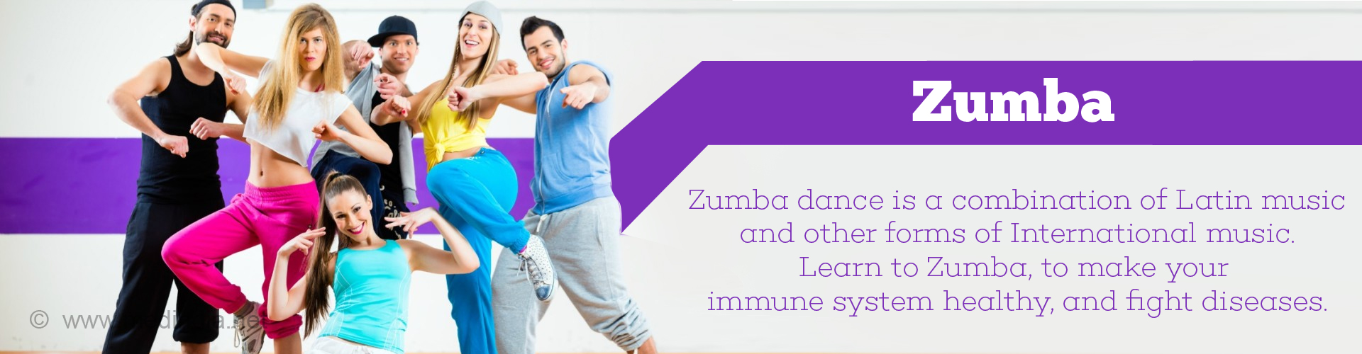 How to Zumba Dance Your Way to Good Health