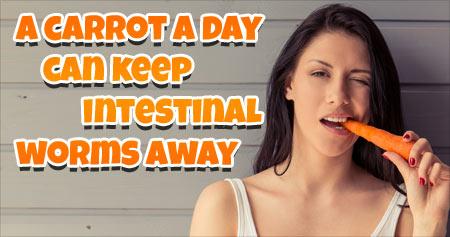 Amazing Health Benefit of Carrots