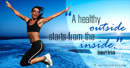 Health Quote on Enjoying a Healthy Life