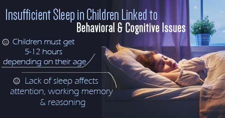 Health Tip on Benefits of Adequate Sleep in Early Childhood