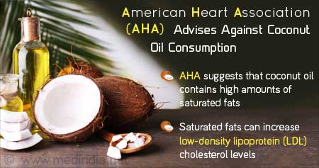 Health Tip on Effects of Coconut Oil