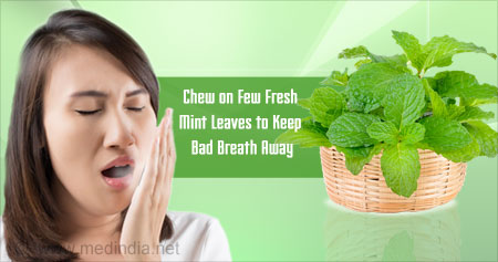 Health Tip on Getting Rid of Bad Breath