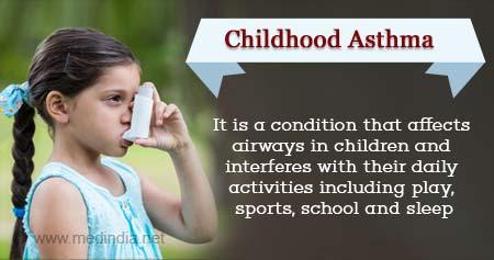 Health Tip on Childhood Asthma