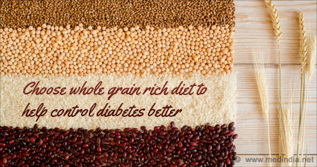 Health Tip on the Benefits of Whole Grains