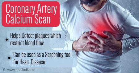 Health Tip on Coronary Artery Calcium Scan