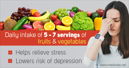 Health Tip on Ways to Lower Risk of Depression
