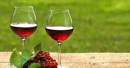 Red Wine Improves Your Gut Health