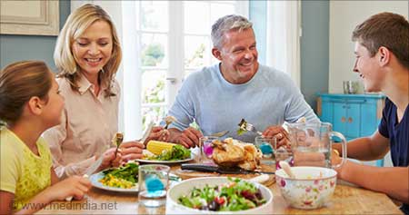 Wanna Lose Weight? Eat Dinner With Your Family