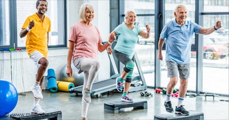 Heart Disease Patients Benefit More from Exercise Than Healthy People