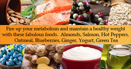Health Tip to Boost Your Metabolism