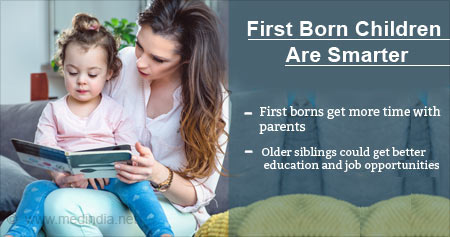 How First Born Children Are Smarter Than Siblings
