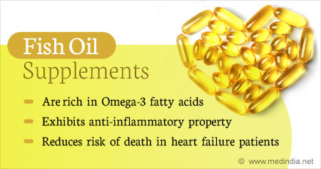 Health Tip on the Benefits of Fish Oil Supplements