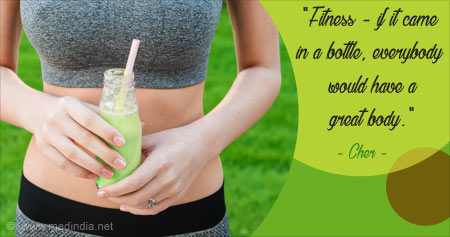 Quote on Fitness