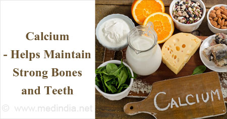 Health Tip on the Benefits of Calcium for the Body