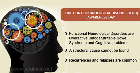 Health Tip on Functional Neurological Disorder (FND) Awareness Day