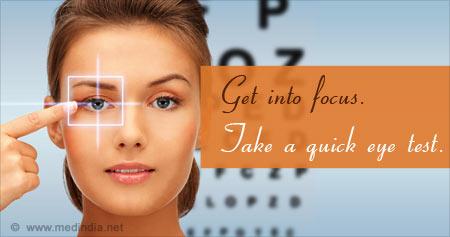 Health Tip on Regular Eye Test