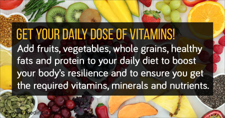 Health Tip to Boost Your Body's Resilience