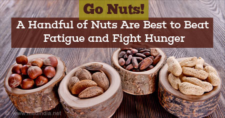 Amazing the Benefits of Eating Nuts