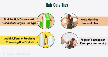 Health Tips for Hair Care