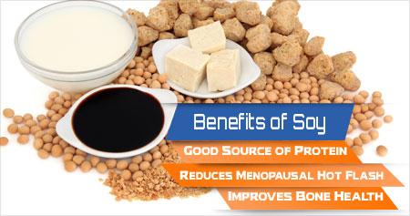 Interesting Benefits of Soybean