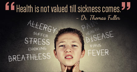 Interesting Medical Quotation on Health by Dr. Thomas Fuller