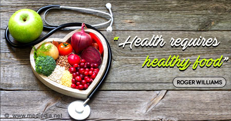 Quote on Healthy Food
